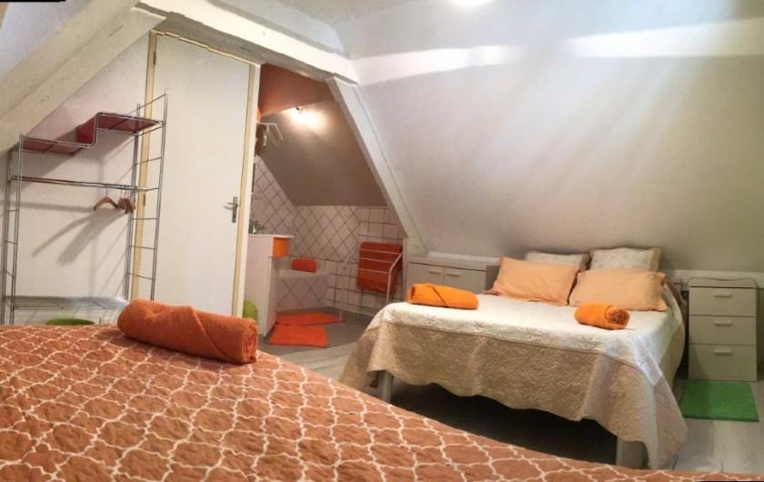 Location de vacances - Chambre d'hôtes à Mesquer - mini suite kenia  saison 2020