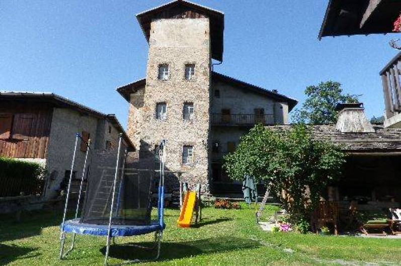 Location de vacances - Appartement à Flumet