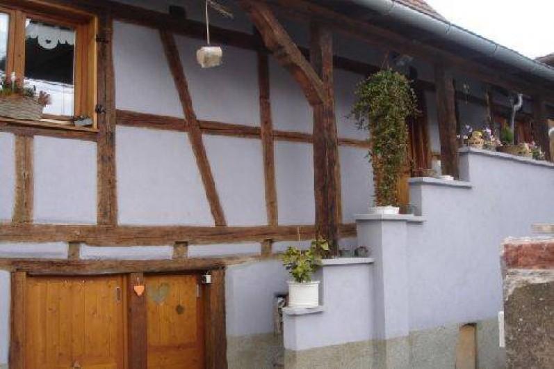 Location de vacances - Gîte à Ergersheim