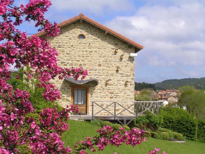 Location de vacances - Gîte à Champagnac-le-Vieux