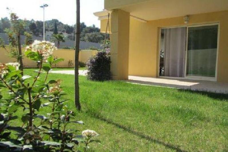 Location Appartement Climatis Expos Sud Avec Jardin Priv Et