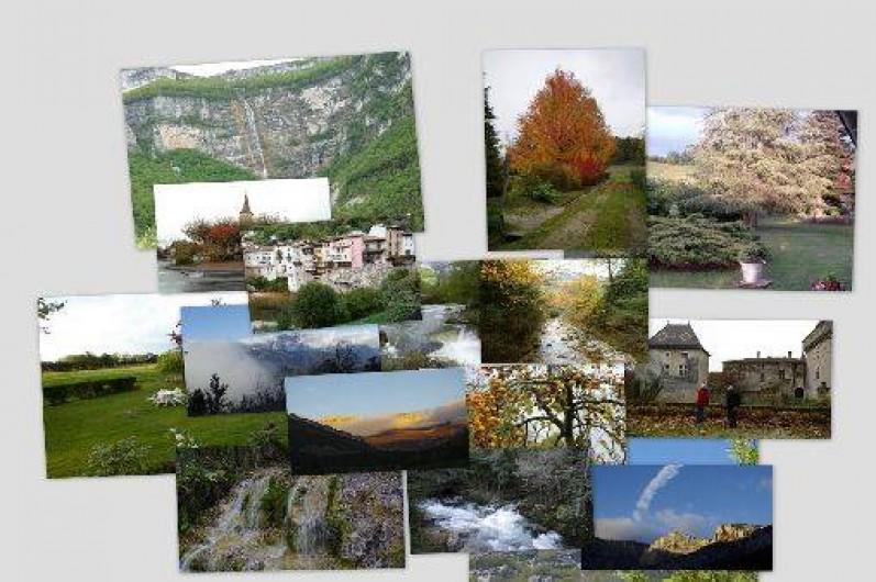 Location de vacances - Maison - Villa à Saint-Laurent-en-Royans