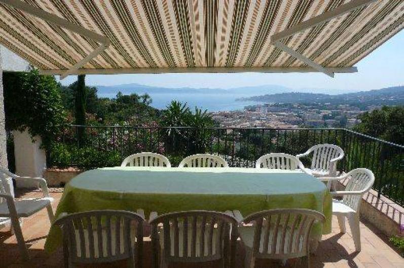 Location de vacances - Mas à Sainte-Maxime