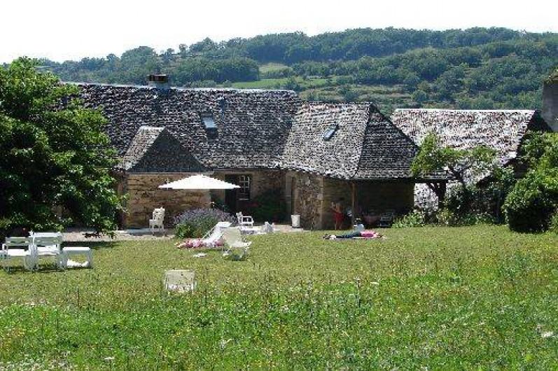 Location de vacances - Gîte à Saint-Côme-d'Olt