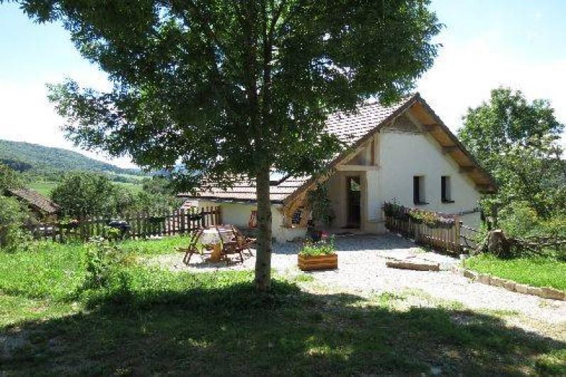 Location de vacances - Gîte à La Chapelle-sur-Furieuse