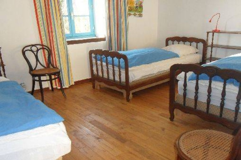 Location de vacances - Maison - Villa à Ambérieux-en-Dombes