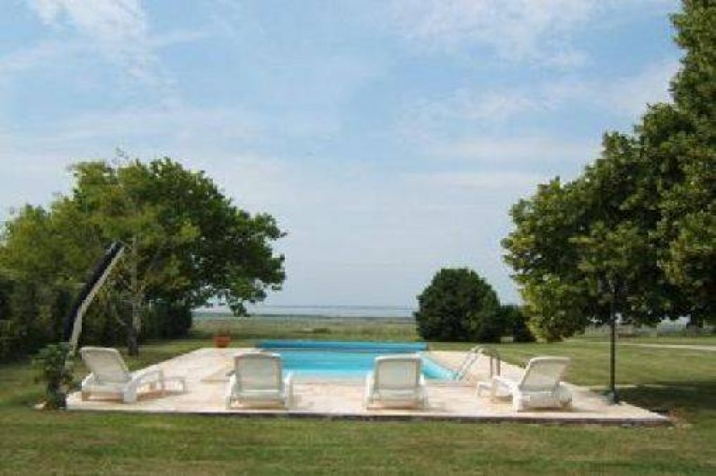 Location de vacances - Gîte à Saint-Dizant-du-Gua
