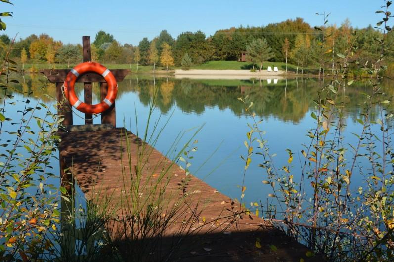 Location de vacances - Gîte à Varennes-Changy - Le ponton