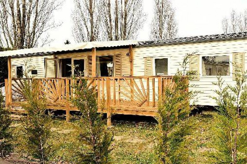 Location de vacances - Camping à Condrieu