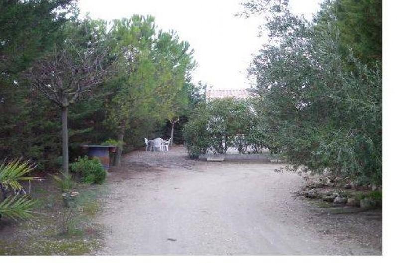 Location de vacances - Gîte à Vendres