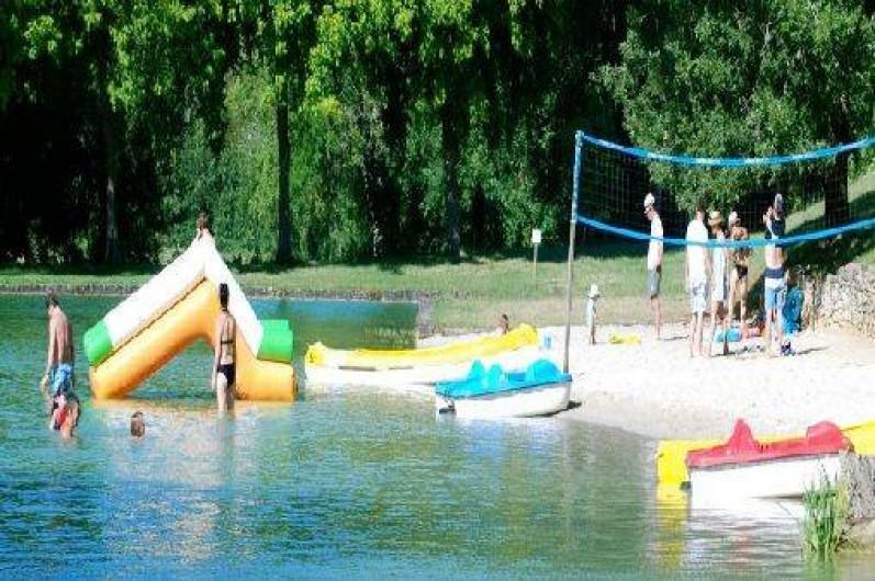 Location de vacances - Chalet à Beaumont-du-Périgord