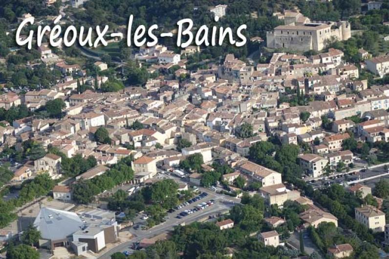 Location de vacances - Maison - Villa à Saint-Martin-de-Brômes - Gréoux les Bains