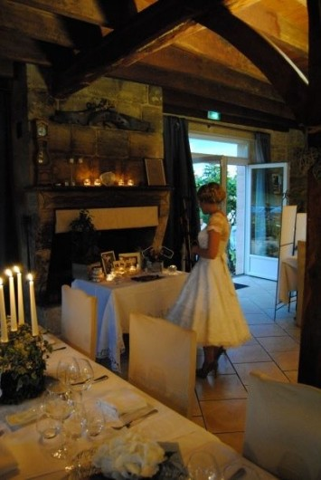 Location de vacances - Chambre d'hôtes à Saint-Avit-Sénieur - Des grandes fêtes en petit comité ....
