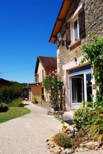Location de vacances - Chambre d'hôtes à Saint-Avit-Sénieur - Les maison