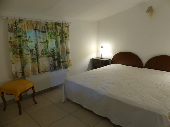 Location de vacances - Maison - Villa à Mandelieu-la-Napoule - Chambre 1