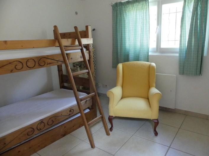 Location de vacances - Maison - Villa à Mandelieu-la-Napoule - Chambre 2