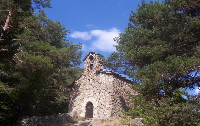 Location de vacances - Chalet à Montclar - Chapelle St Leger