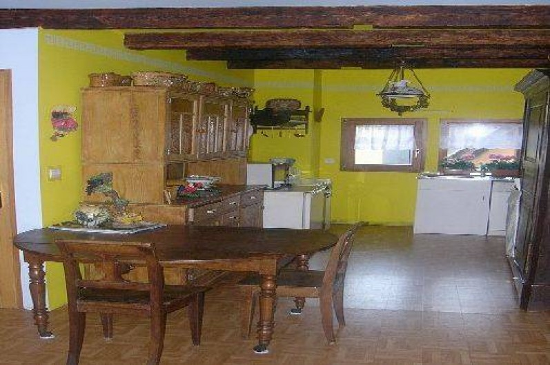 Location de vacances - Appartement à Soultzbach-les-Bains