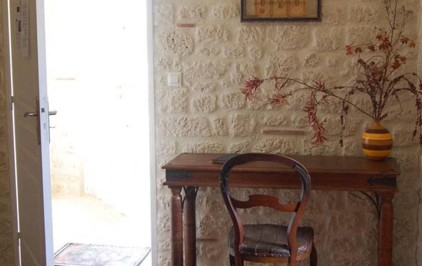 Location de vacances - Chambre d'hôtes à Pailloles