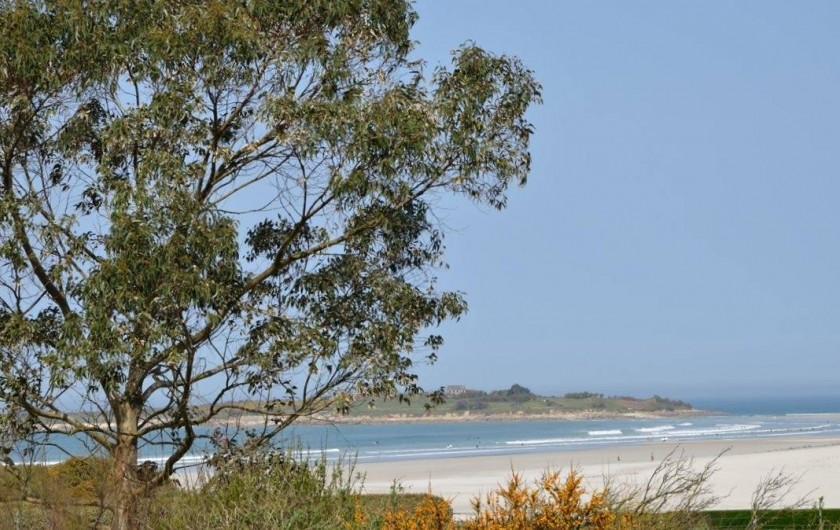 Location de vacances - Villa à Plougoulm - Plage du dossen et ile de sieck