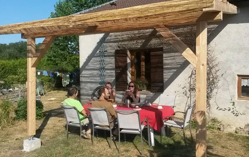Location de vacances - Chambre d'hôtes à Charcier