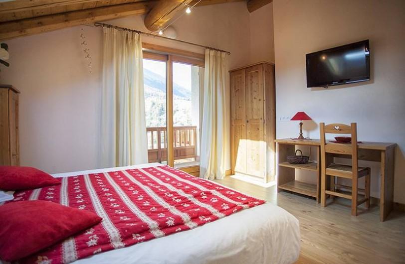 Location de vacances - Chalet à Sollières-Sardières