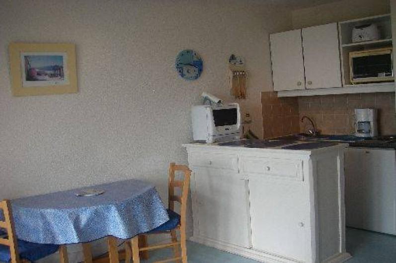 Location de vacances - Appartement à Donville-les-Bains