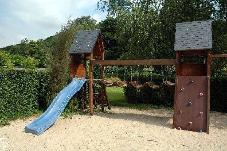 Location de vacances - Gîte à Anhée - Jeux pour enfants