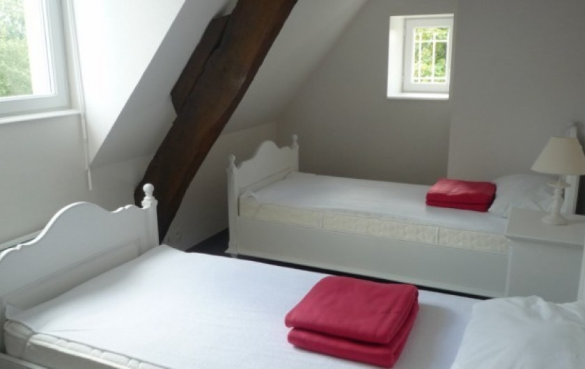 Location de vacances - Appartement à Colleville-sur-Mer