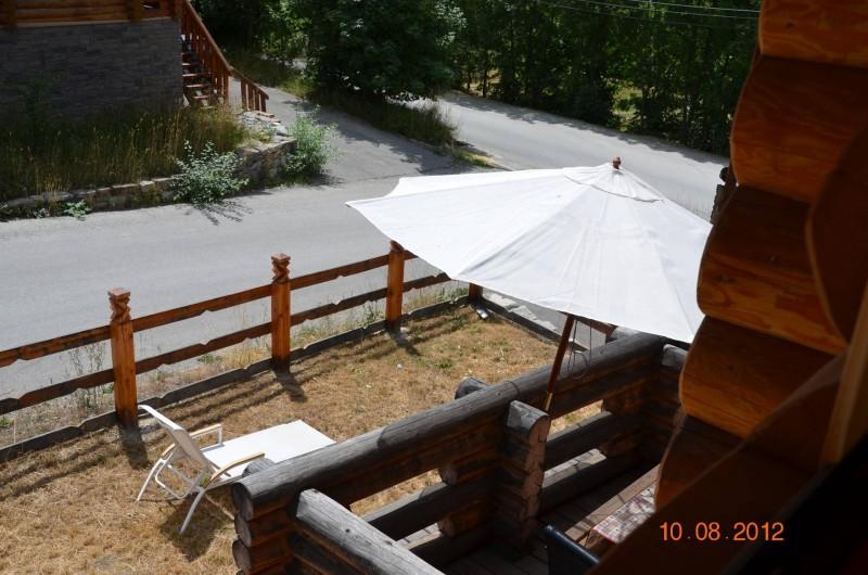 Location de vacances - Chalet à Allos