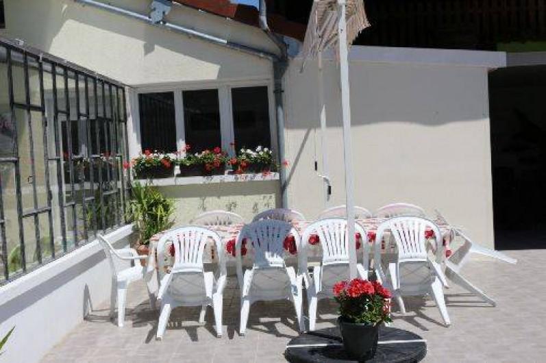 Location de vacances - Gîte à Maisons-en-Champagne