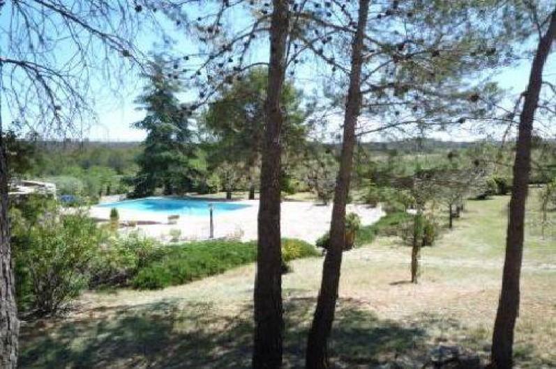 Location de vacances - Villa à Assas