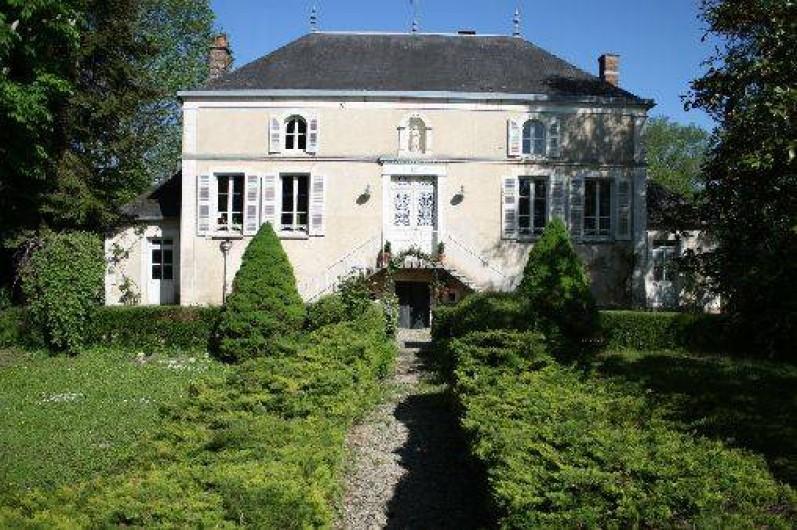 Location de vacances - Chambre d'hôtes à Sainte-Vertu - L'ECRIN DU SEREIN chez Anne-Marie & François