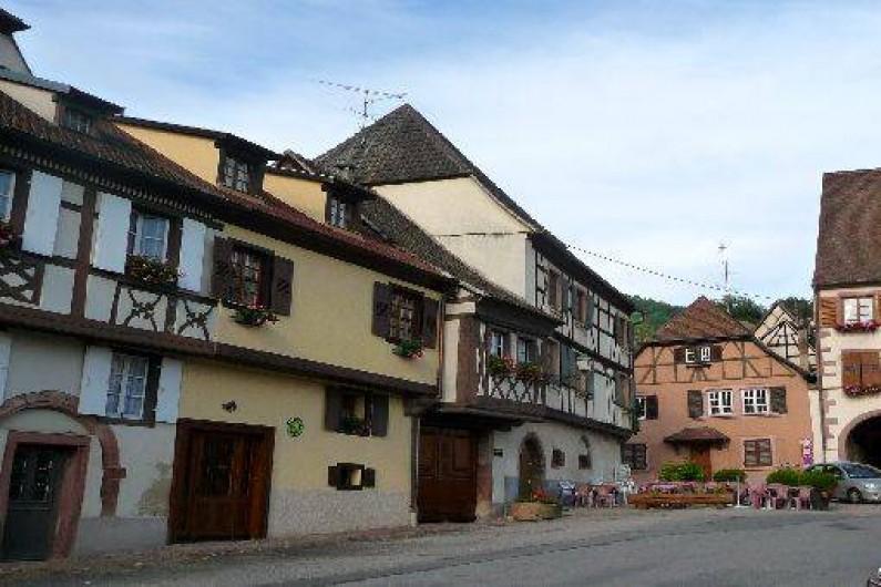 Location de vacances - Gîte à Gueberschwihr