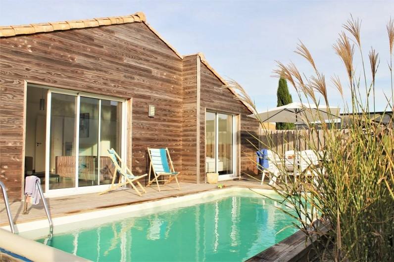 Location de vacances - Villa à Talmont-Saint-Hilaire - Villa Silène