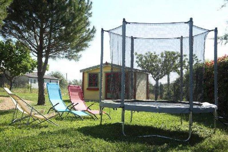 Location de vacances - Gîte à Massillargues-Attuech