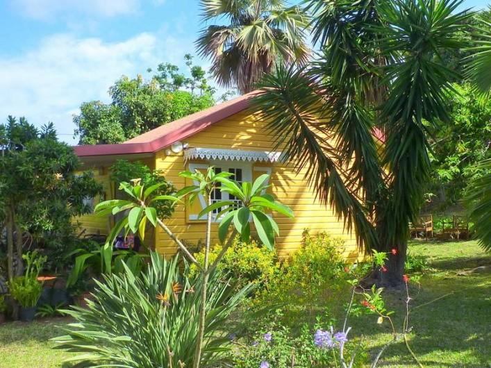 Location de vacances - Villa à Les Avirons - LES LATANIERS