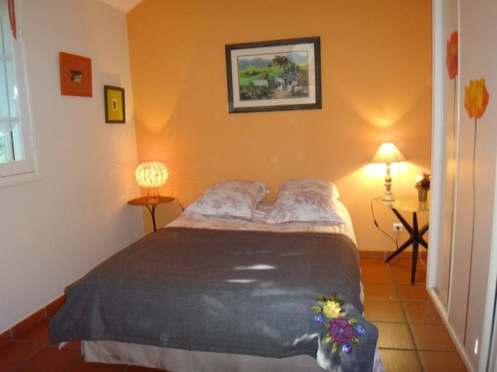 Location de vacances - Villa à Les Avirons - une chambre