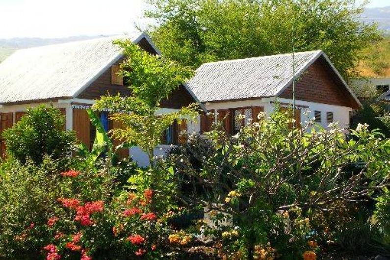 Location de vacances - Bungalow - Mobilhome à Saint-Leu