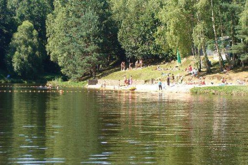 Location de vacances - Camping à Camps-Saint-Mathurin-Léobazel