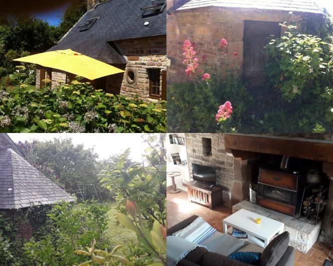 Location de vacances - Gîte à Logonna-Daoulas