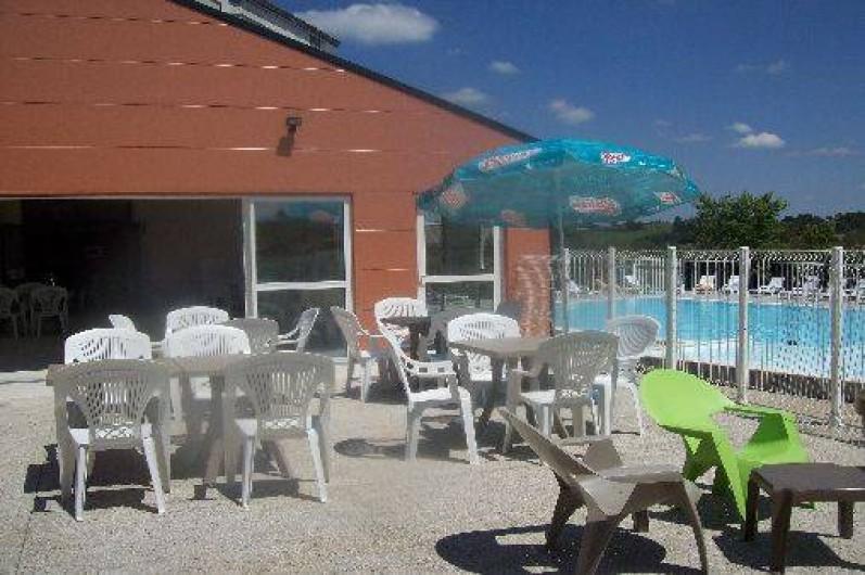 Location de vacances - Camping à Chambretaud - Camping Au Bois du Cé, PUY DU FOU®, Bar