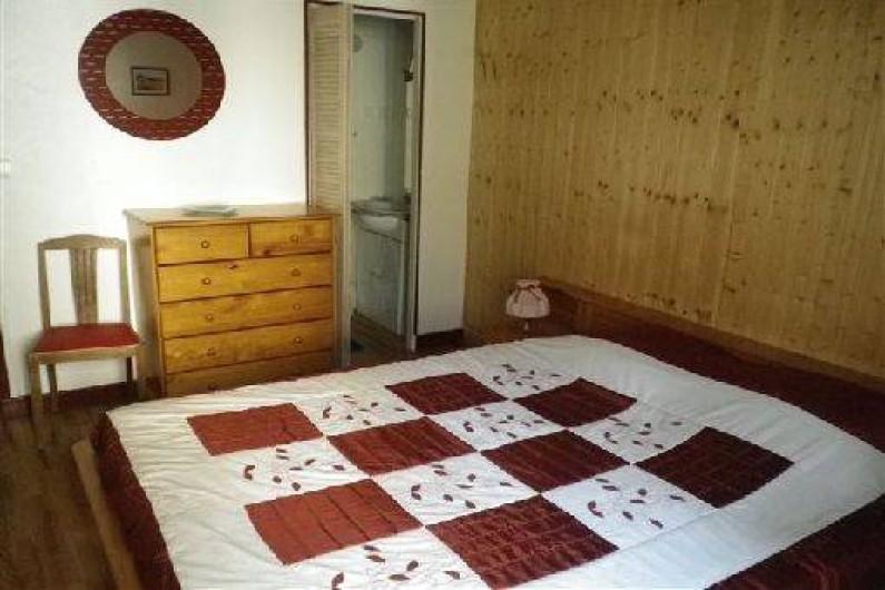 Location de vacances - Maison - Villa à Saint-Agnan-en-Vercors - La Chambre Edelweiss
