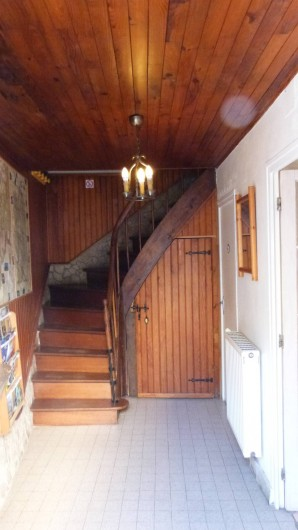 Location de vacances - Maison - Villa à Saint-Agnan-en-Vercors - L'entrée