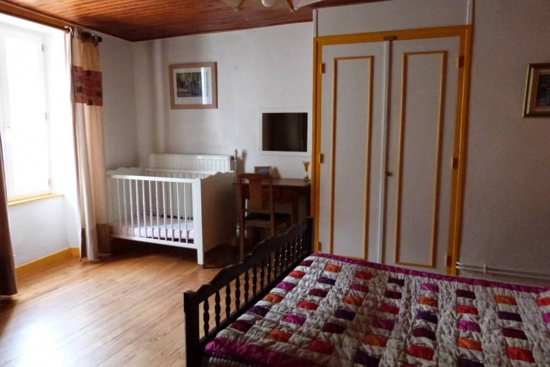Location de vacances - Maison - Villa à Saint-Agnan-en-Vercors - La Chambre Bouton d'or