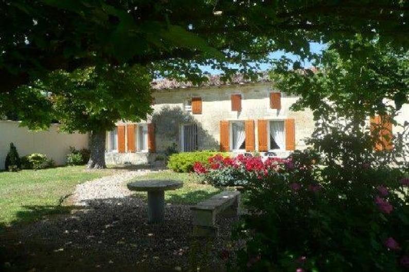 Location de vacances - Chambre d'hôtes à Castillon-la-Bataille