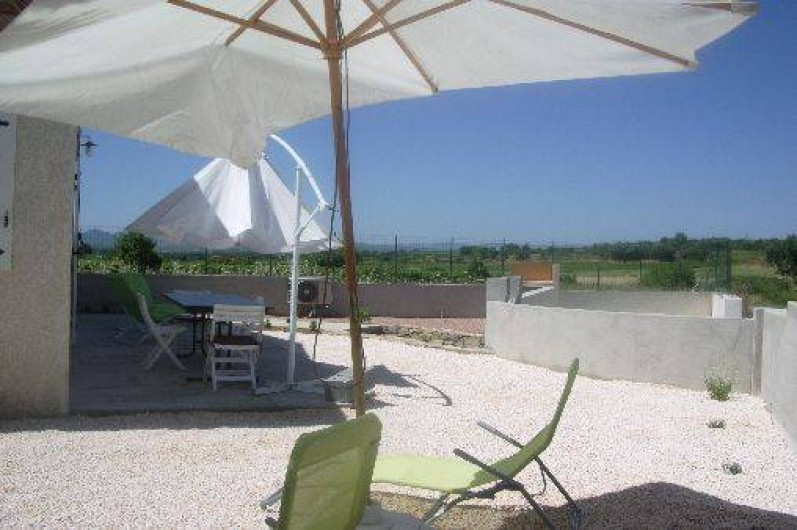 Location de vacances - Villa à Montagnac