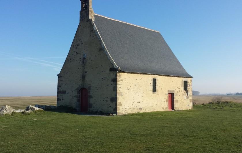 Location de vacances - Gîte à Cherrueix - chapelle sainte anne