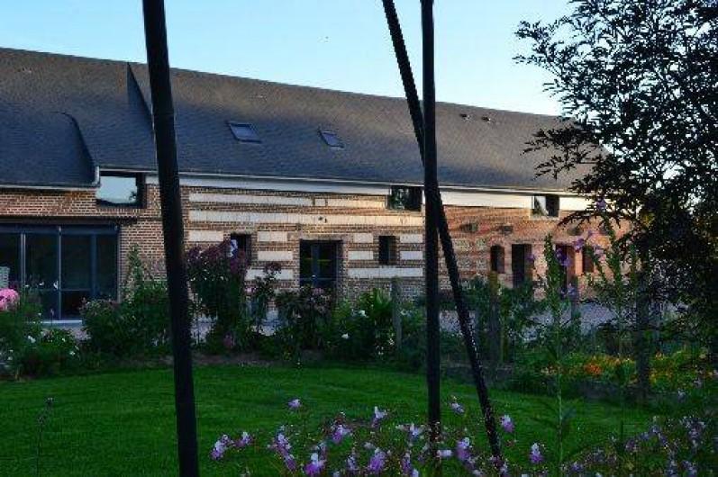 Location de vacances - Gîte à Les Trois-Pierres