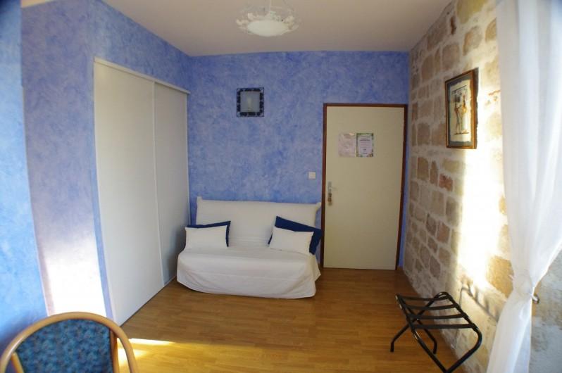Location de vacances - Chambre d'hôtes à La Madeleine - Chambre Figeac